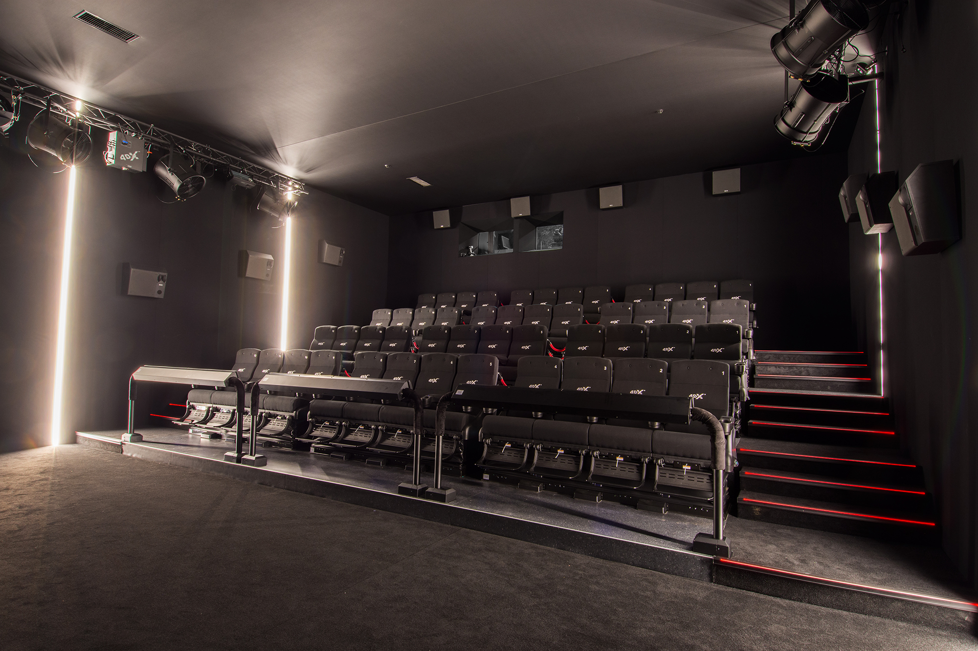 salle auditorium 4dx fribourg centre arena cinemas suisse romande switzerland
